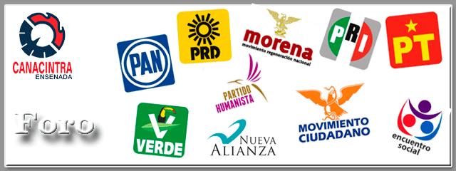Candidatos a diputados por el 03 distrito