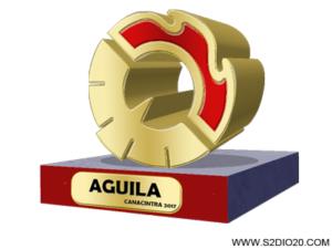 Premio Águila Canacintra al Merito Legislativo