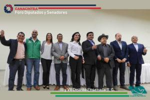 Foro Diputados Federales por el III y VII Distrito
