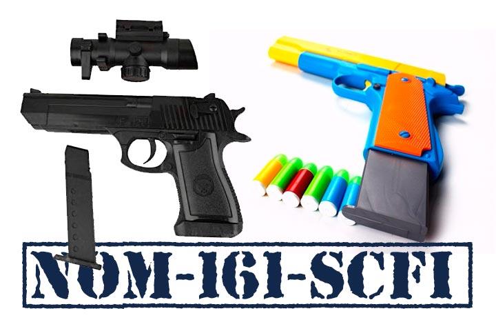 NOM-161-SCFI-2003