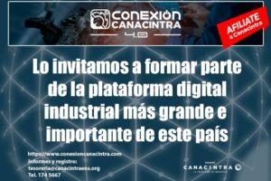 Conexión Canacintra 4.0