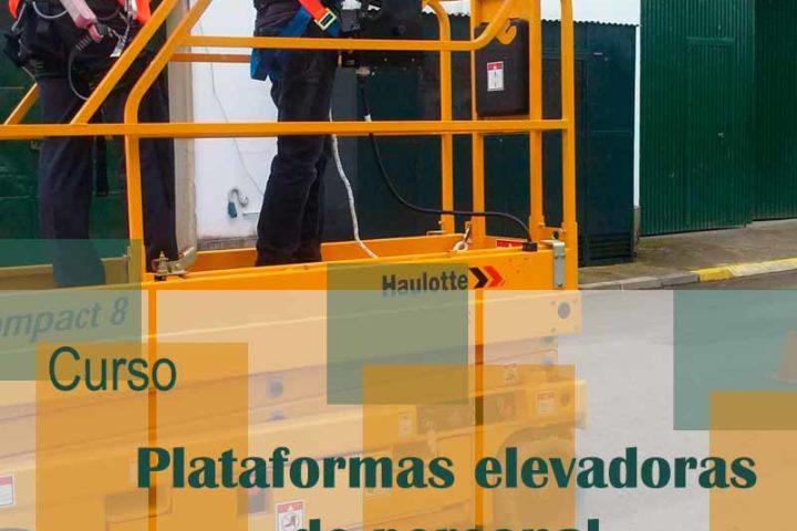 Curso de Plataformas elevadoras de personal