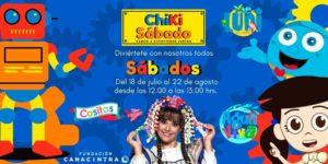 Chiki Sábado Vamos a divertirnos juntos @ Facebook Live