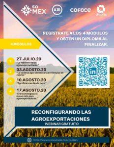 Re-configurando las agroexportaciones