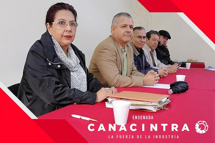 Mesa de trabajo Canacintra-CCE