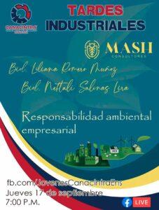 Responsabilidad ambiental empresarial @ Virtual vía Facebook Live