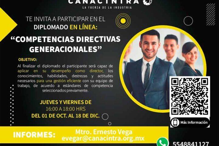 Diplomado Competencias Directivas Generacionales