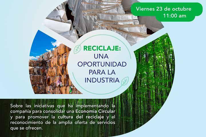 Reciclaje: Una oportunidad para la industria