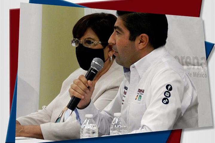 Armando Ayala y Amalia Vizcarra Berumen