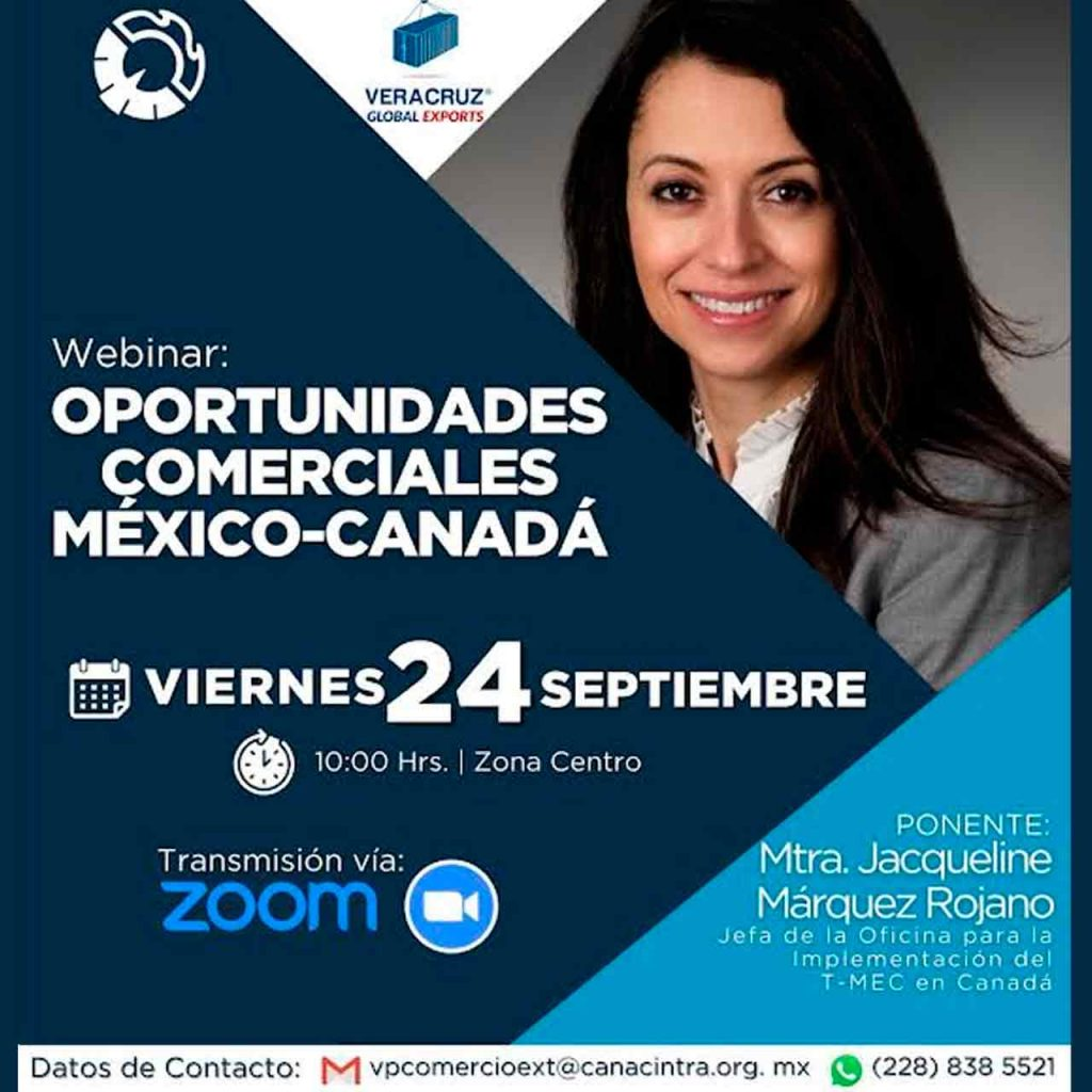 Oportunidades comerciales México-Canada